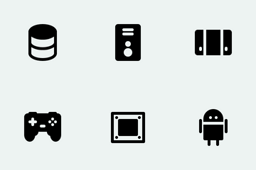 Device & Technology Icon Pack