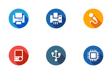Devices & Communication Icon Pack