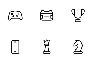 Devices & Gaming Icon Pack