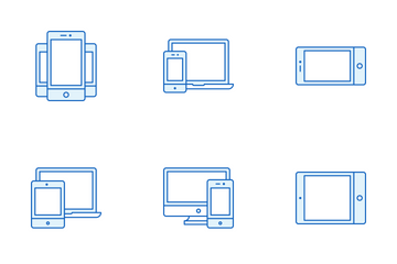 Devices & Responsive Web Icon Pack