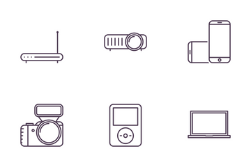 Devices Vol 1 Icon Pack