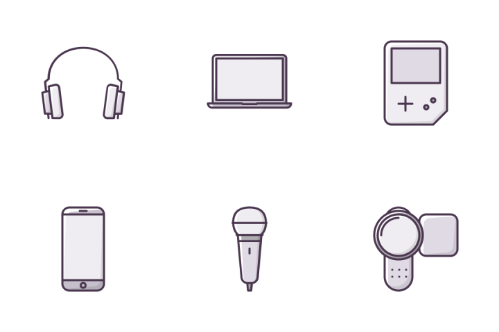 Devices Vol 2 Icon Pack