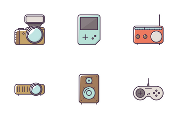 Devices Vol 3 Icon Pack