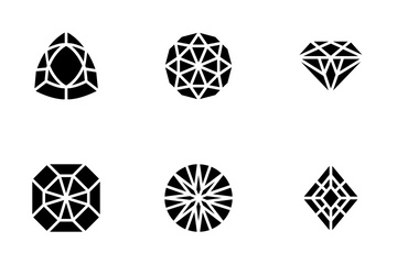 Diamond - Solid Icon Pack