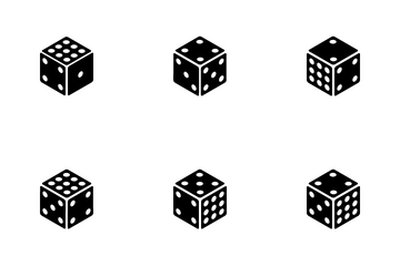 Dice Icon Pack