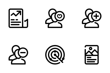 Digital Analytic Icon Pack