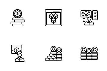 Digital Asset Icon Pack