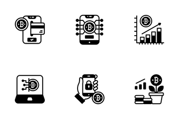 Digital Currency Icon Pack