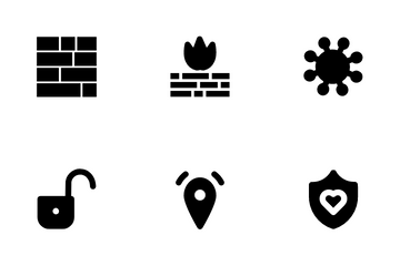 Digital Cyber Icon Pack
