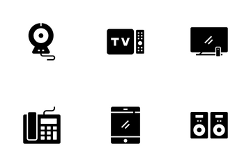 Digital Devices Icon Pack