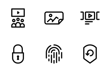 Digital Ecosystem  Icon Pack