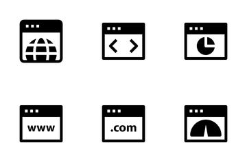 Digital Marketing 1 Icon Pack