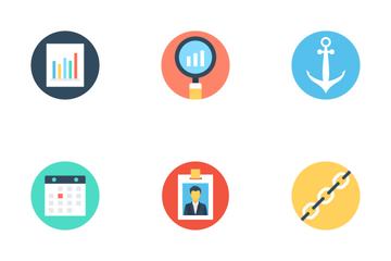 Digital Marketing 2 Icon Pack