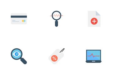 Digital Marketing Vol 1  Icon Pack