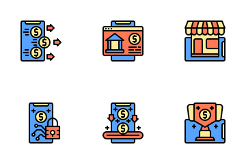 Digital Payment Icon Pack