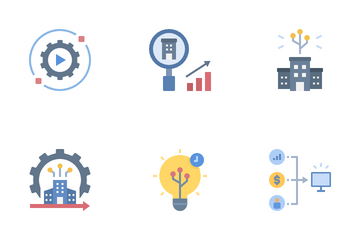 Digital Transformation Icon Pack