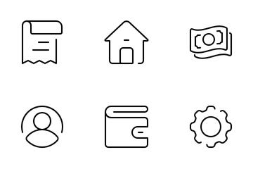Digital Wallet Icon Pack