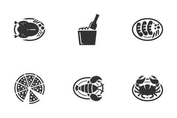 Dinner Icon Pack