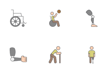 Disability Icon Pack