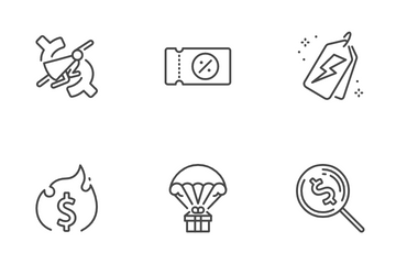 Discount Icon Pack