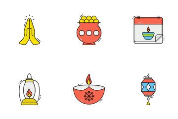Diwali Icon Pack