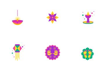 Diwali Sticker Vol 3 Icon Pack