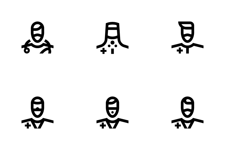 Doctor Icon Pack