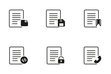 Document 2 Icon Pack