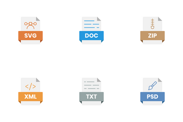Document File Icon Pack Icon Pack