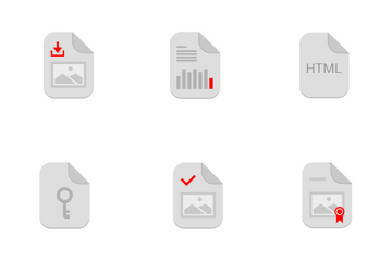 Document Operations  Icon Pack