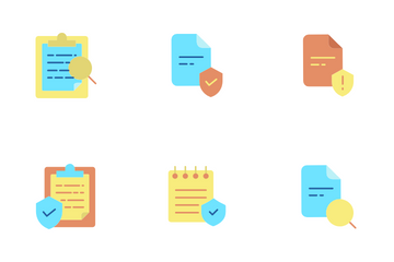 Documents And Files Icon Pack