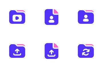 Documents Folder Icon Pack