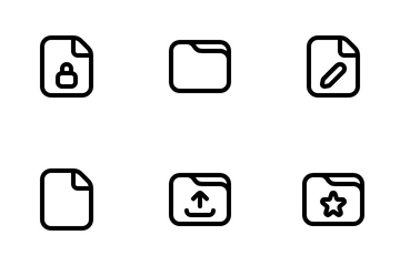 Documents Folder Icon Pack