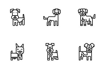 Dog Icon Pack