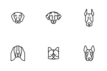 Dog Breed Icon Pack