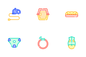 Dog Shop Icon Pack
