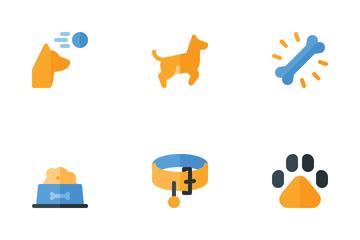 Dog Training Icon Pack