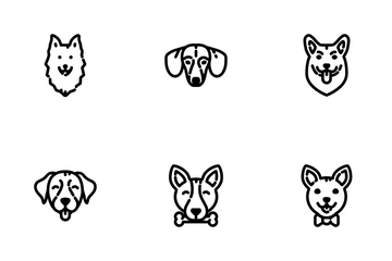 Dogs Icon Pack