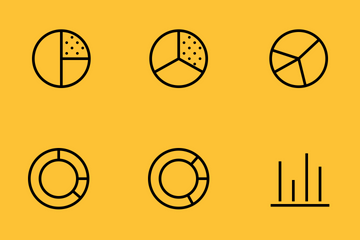 Dottie Statistic Icon Pack