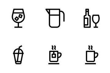 Drink 2 Icon Pack
