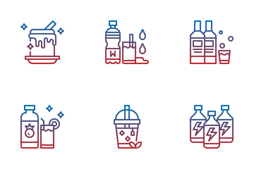 Drink Icon Pack