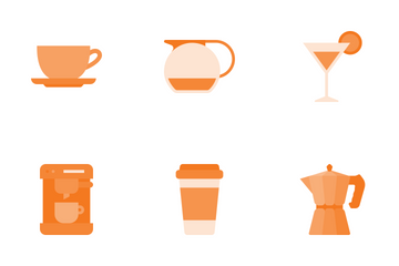 Drinks Icon Pack