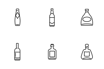 Drinks & Beverages Icon Pack