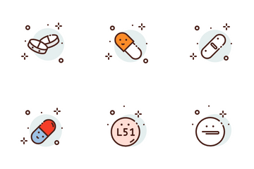 Drugs Icon Pack