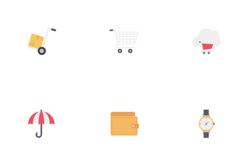 E Commerce And Shopping Vol 1 Icon Pack