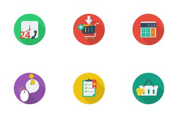 E Commerce Icon Icon Pack