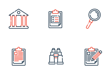 E-commerce Objects Icon Pack