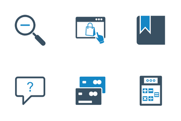 E-Commerce & Shopping Icon Pack