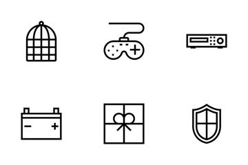 E-commerce Store Vol 1 Icon Pack