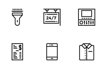 E-commerce Store Vol 2 Icon Pack